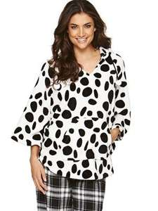 Poncho dressing gown £4 @ Very