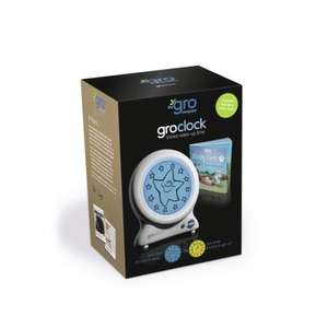 Gro Clock Was £29.99, Now Only £9.99 At Smyths Toys