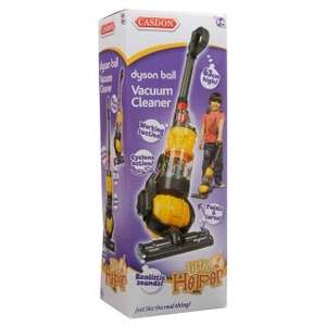 Toy Dyson hoover £12.99 B&M instore but advertised online so will be national.