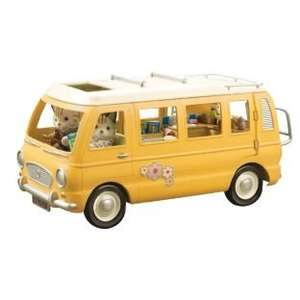 Sylvanian Families Orange Campervan Playset £24.99 @ Argos