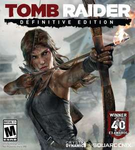 Tomb Raider Definitive Edition (X1/PS4) - £36.85 @SimplyGames (Pre-order)