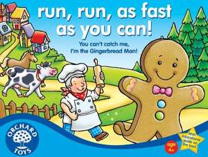 Run, run as fast as you can. Orchard toys game. Amazon £5.99
