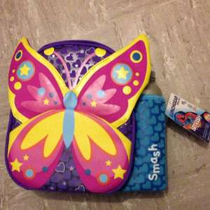 Smash butterfly lunchbox @tesco £3!