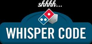 Dominoes dicount code so far 50% off 20 quid