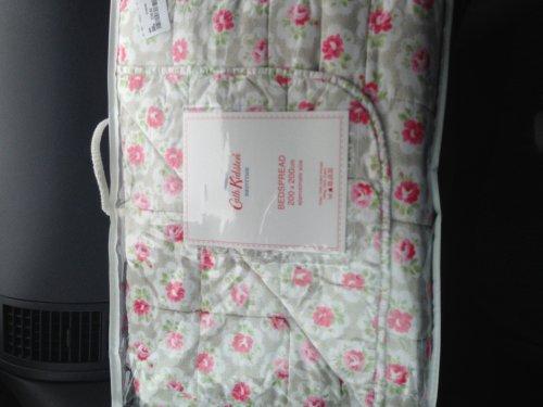 Cath Kidston bedspread £40 @ TKMaxx