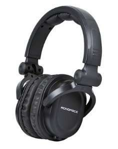 [74% OFF]  MONOPRICE PREMIUM Hi-Fi DJ STYLE OVER-THE-EAR PRO HEADPHONES £16.61 Sold by Monoprice UK and Fulfilled by Amazon