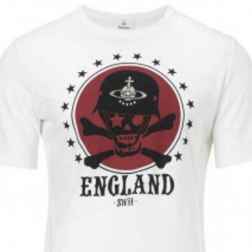 Vivienne Westwood White T Shirt SALE @ Vivienne Westwood