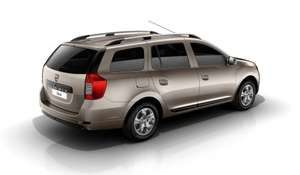Dacia Logan MCV Estate Car new from only £6995!