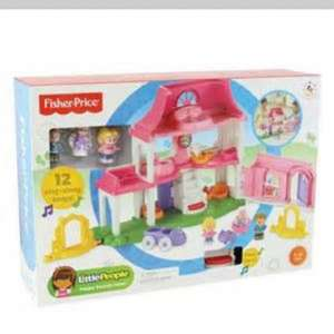 Little people little sounds home £18 @ Asda
