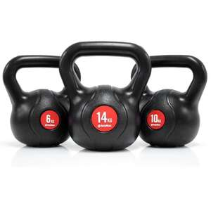 16 KG Kettlebell £24.79 delivered @ Amazon/ Power House Fitness