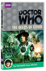 Doctor Who: The Seeds of Doom (2 Disc DVD Set) £4.20 delivered @ BBC