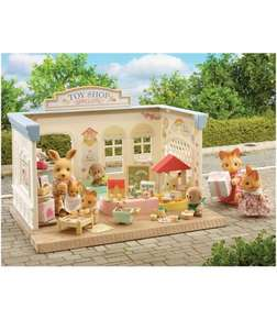 Sylvanian Families Toy Shop - Amazon - from £29.99 to £12.27