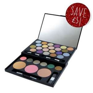 Britains Next Top Model Palette @ MUA - reduced to £7 (+£2.95 delivery)