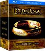 The Lord of the Rings Trilogy: Extended Versions Blu-ray £16.49 @ Moviemail.com (plus 5.55% TopCashBack)