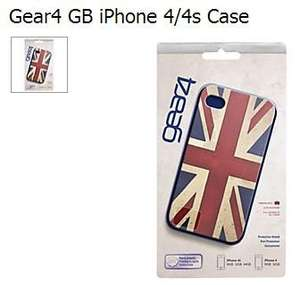 BARGAIN  - Gear4 GB iPhone 4/4s Case ONLY 10p online @ Sainsburys