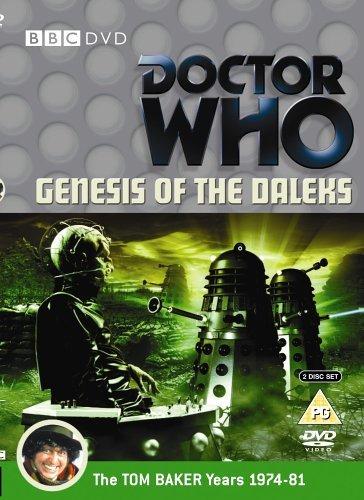 Doctor Who: Genesis of the Daleks (2 Disc DVD set) £4.39 delivered @ BBC
