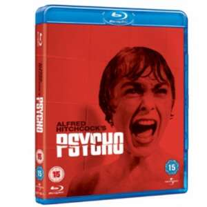Psycho Blu Ray £5.99 @ dvdGOLD (Quidco is available)