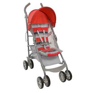 Graco Nimbly Pushchair collect for £31.50 or delivered for £34.45 @ ASDA direct
