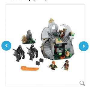 Toys R Us Lego Lord of the Rings Attack on Weathertop (9472) @ £34.99 with voucher