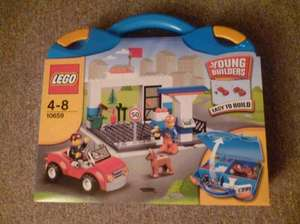 Lego blue carry case 10659 - £7 @ Asda