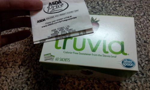 Silver Spoon Truvia Calorie Free Sweetener 60 sachets £1.00 @ ASDA
