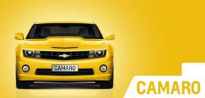 Chevrolet Camaro £7000 off now only £29,820 from Chevrolet dealers