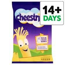 Cheestrings Original (8 x 20g) made by Kerry Foods Ltd, was £3.00 now £1.50 @ Tesco