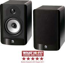 Boston Acoustics A25 - A Series Bookshelf Speakers £79.95 @ richerSOUNDS (£84.90 @ homeavdirect - link in comments)