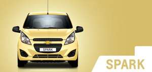 Chevrolet Spark £2480 off now £6395 is this the cheapest small car on sale in the UK? 2014 model from Chevrolet dealers