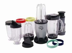 Hinari MB280 Genie Multi Attachment Blender Price: Was £29.96 Now £20.00  at ASDA