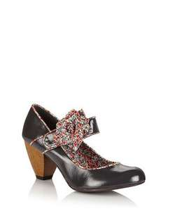 Ruby Shoo, quirky heels, 55-60% off £15 to £29 with 30% off code