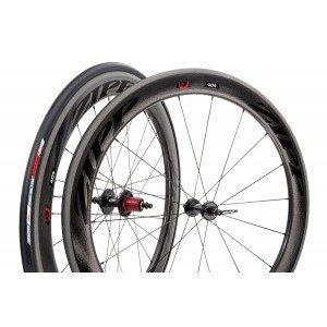Zipp 404 Firecrest Wheels for only £1295.99 at Dolan Bikes