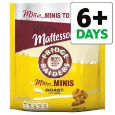 Mattessons Fridge Raiders Extra Large Bag 130G Normally £1.98 - £1.00 Morissons