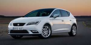 Seat Leon 1.6 TDI SE 5dr - 2/ Year Personal Lease, Metallic Paint, 10k miles PA, £179.94 pcm (inc VAT) + £1,380 Deposit+fee @ Nationwide Vehicle Contracts