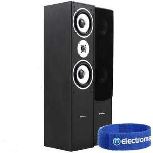 2x Skytronic Passive 3-Way HiFi Tower Speakers 350W £64.99 with free delivery from Electromarket @ Amazon