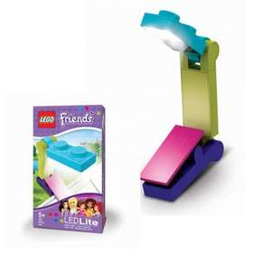 Lego friends LED book light reduced now to £1.50 in store @ Sainsburys