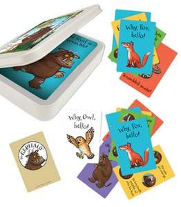 Gruffalo Giant Snap Card Game In Tin - 70p @ Sainsburys