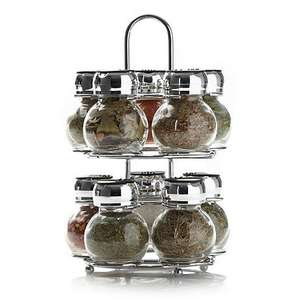 10 jar spice rack RRP £20 NOW £6 - @ Debenhams