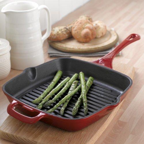 Denby Intro Cast Iron Griddle Pan (26cm) £9.98 @ Morrisons (~75% off)