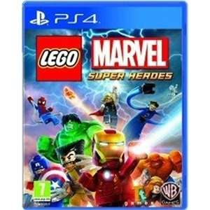 LEGO Marvel Super Heros game for Playstaion 4 @ Game Seek - £34.75