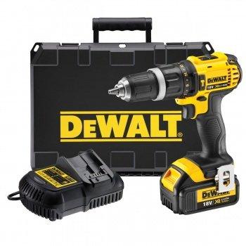 DeWalt DCD785L1 18v Cordless Combi Drill, 3.0Ah Li-Ion £114.95 with code @ Toolstop