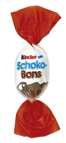 Kinder Schoko-Bons Milky Bites 200g 99p @ Lidl