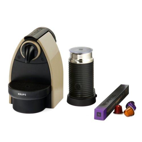Krups Nespresso machine, aeroccino & £70 giftcard £102.95 at Amazon
