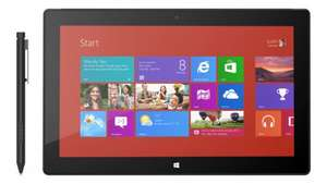 Microsoft Surface Pro 64GB (i5 & full Windows 8.1) - Student Offer £359.99 @ Microsoft Store (possible £309.99 with cashback)