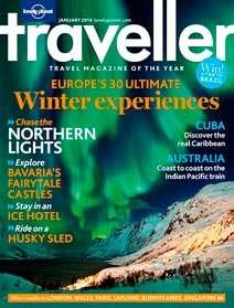 Lonely Planet Traveller Magazine - £5 for 5 issues @ BuySubscriptions