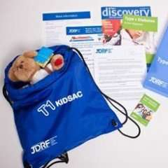 Free Diabetes Information Pack & Cuddly Bear - Please only apply for this freebie if you need it