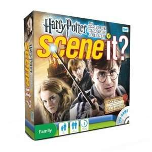 Harry Potter Scene It - The Complete Cinematic Journey £9.99 @play and sold by EntertainmentStore