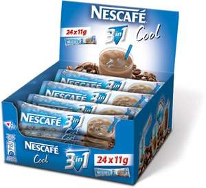 24 Nescafe 3 in 1 Cool sachets for 99p in 99p Stores
