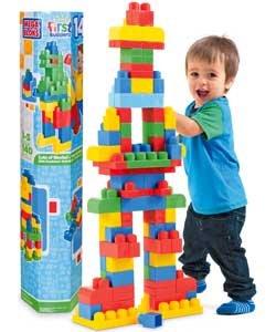 Mega Bloks 140 Piece Maxi Tube £11.99 From £29.99 @ Argos