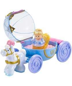 Fisher-Price Disney Little People Cinderella's Coach £14.99 Argos